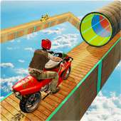 Impossible Tracks: Moto Bike Stunts Driving on APKTom