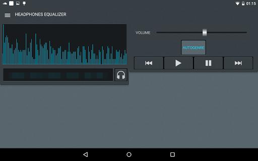 Headphones Equalizer - Music & Bass Enhancer 10 تصوير الشاشة