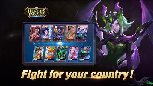 Heroes Evolved screenshot 2