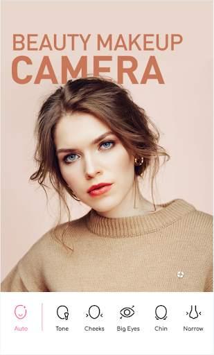 Beauty Camera Plus - Sweet Camera & Face Selfie screenshot 1