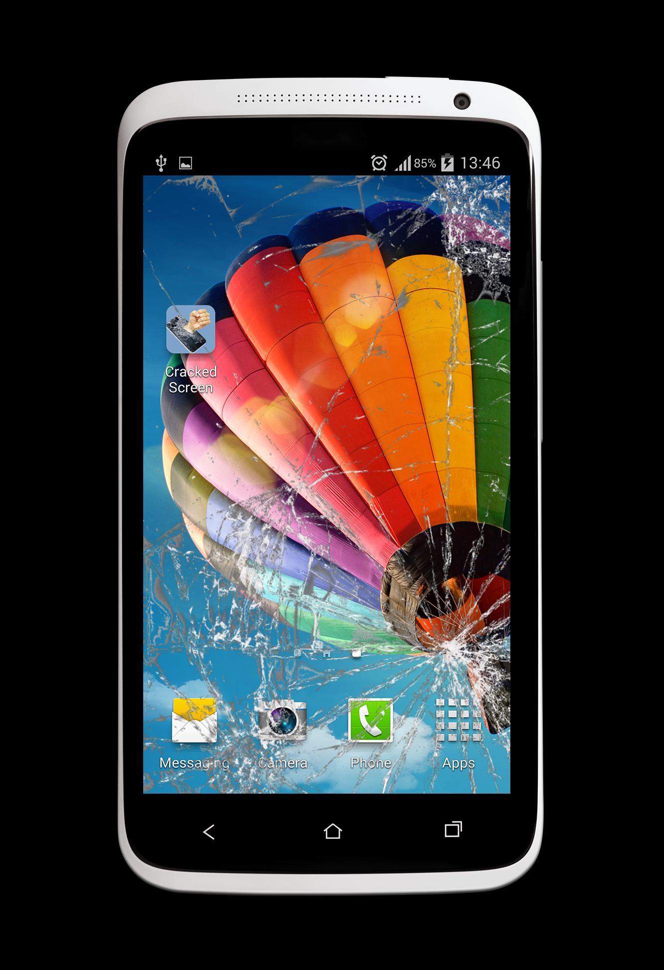 Real Broken Screen 3 تصوير الشاشة
