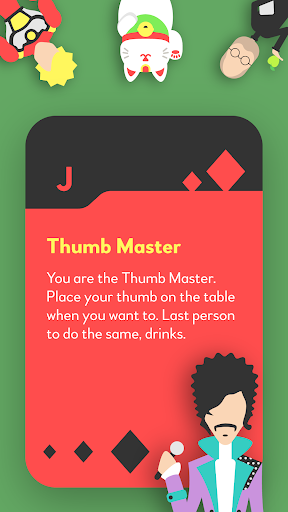 King's Cup: Dirty Drinking Game screenshot 4