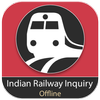 Indian Railway Enquiry Offline - Railway Timetable icon