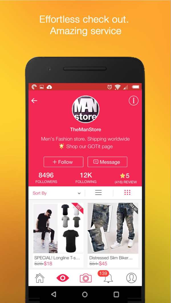 GOTit -  Social Shopping screenshot 5