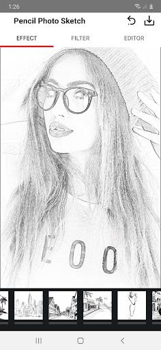 Sketch Drawing Photo Editor screenshot 4