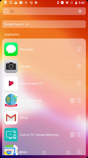 iLauncher X - new iOS theme for iphone launcher screenshot 7