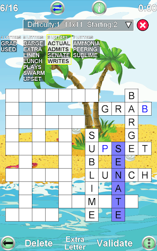 Word Fit Puzzle स्क्रीनशॉट 9