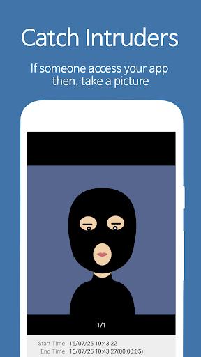 AppLock - Fingerprint screenshot 2