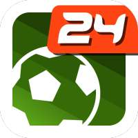 Futbol24 – soccer live scores & results on 9Apps