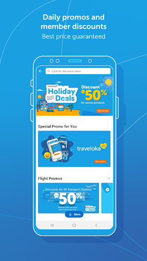 Traveloka: Book Hotel, Flight Ticket & Activities screenshot 2