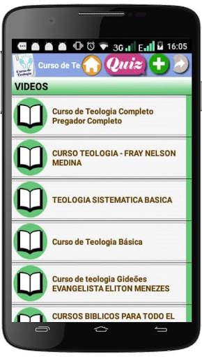 CURSO DE TEOLOGÍA screenshot 4