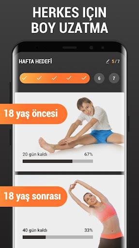 Boy Uzatma Egzersizleri - Boy Uzatma, Yükseklik screenshot 1