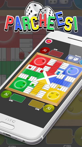 Parcheesi Best Board Game - Offline Multiplayer 14 تصوير الشاشة