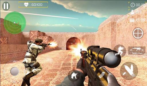 Counter Terrorist Fire Shoot 7 تصوير الشاشة