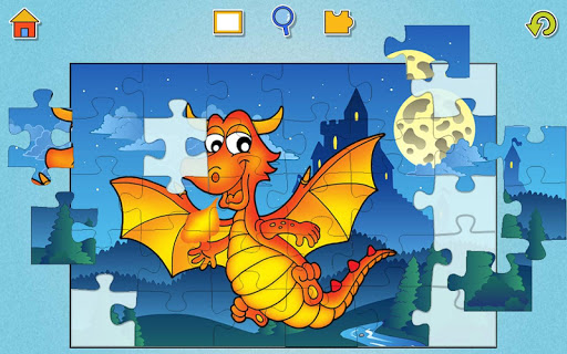 Kids Animals Jigsaw Puzzles ❤️🦄 screenshot 7