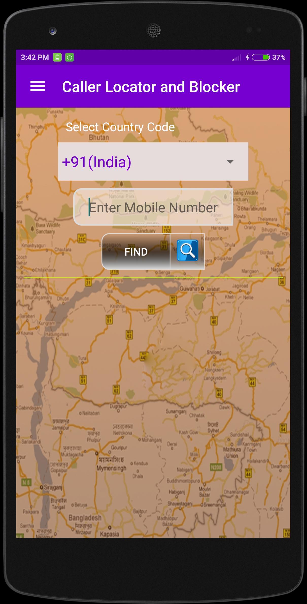 Mobile Caller ID, Blocker screenshot 2