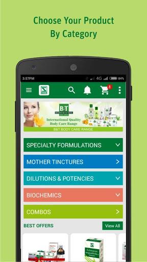 Schwabe India - Homeopathy screenshot 6