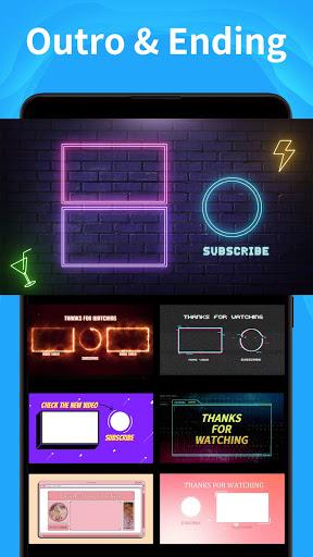 Intro Maker - music intro video editor screenshot 5