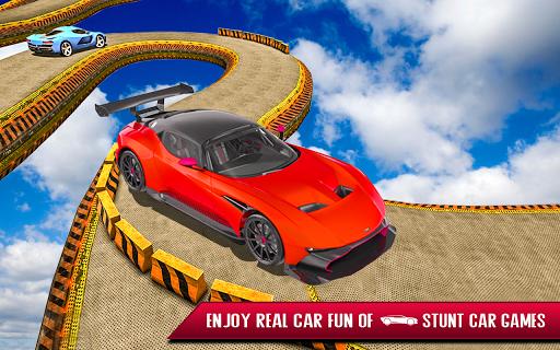 Mega Ramp Car Simulator Game- New Car Racing Games screenshot 20