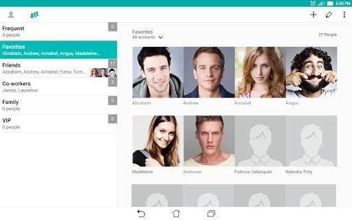 ZenUI Dialer & Contacts screenshot 7