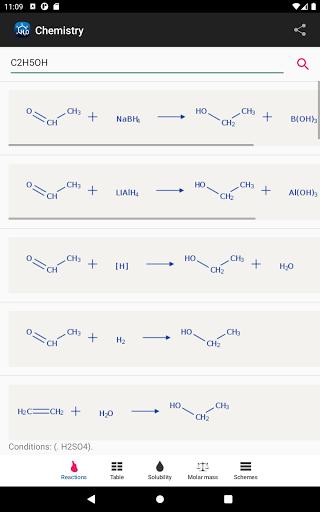 Chemistry screenshot 9