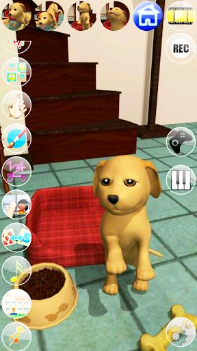 甘い話す子犬:おかしい犬 - Pet Games Free screenshot 6
