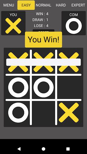 Tic Tac Toe : Noughts and Crosses, OX, XO screenshot 4