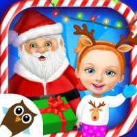 Sweet Baby Girl Christmas 2 on 9Apps