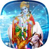 Krishna Live Wallpaper on 9Apps