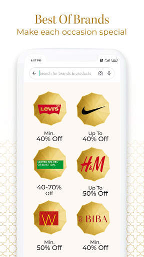 Myntra Online Shopping App - Shop Fashion & more screenshot 5