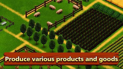 Farm Offline Games : Village Happy Farming screenshot 8