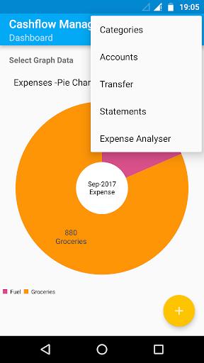 Cashflow Manager screenshot 2