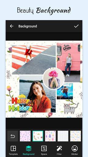Photo collage, Photo frame screenshot 23