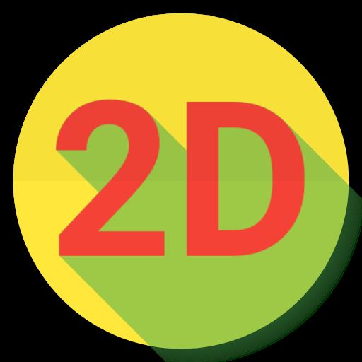 Myanmar 2D 3D أيقونة