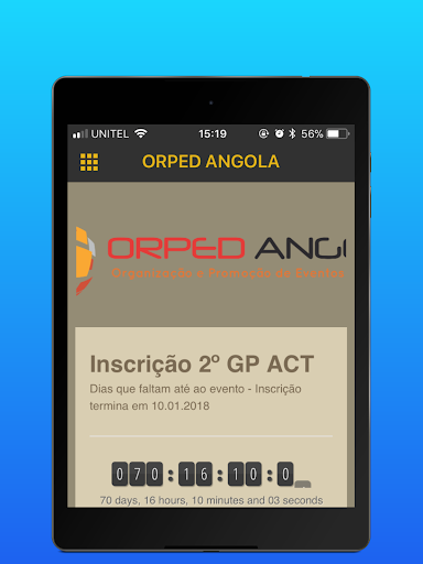 Orped Angola screenshot 10