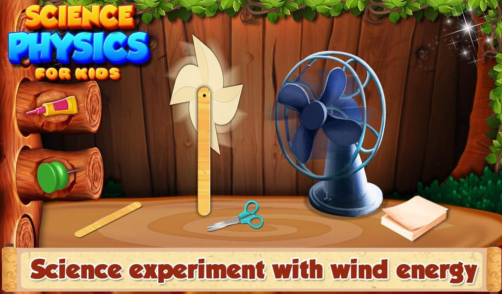 Science Physics For Kids स्क्रीनशॉट 4