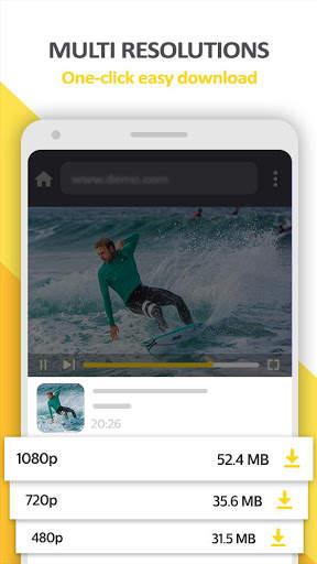 Mp4 Video Downloader - Video locker screenshot 2