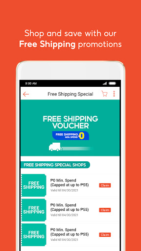 Shopee No.1 Online Platform screenshot 2