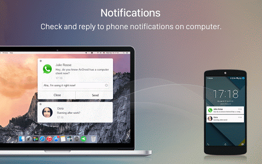 AirDroid: Remote access & File screenshot 11