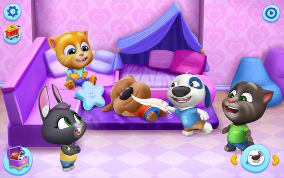 My Talking Tom Friends screenshot 11