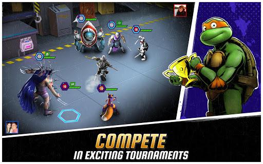 Ninja Turtles: Legends 10 تصوير الشاشة