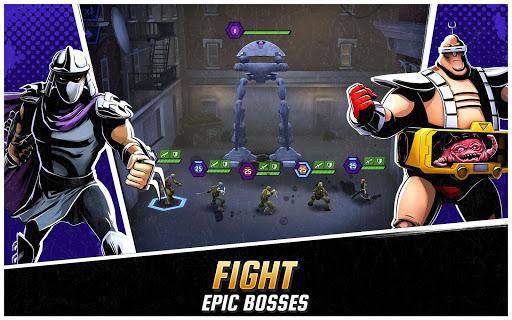 Ninja Turtles: Legends 2 تصوير الشاشة