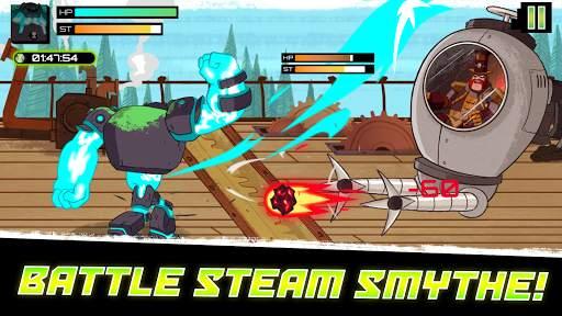Ben 10 - Omnitrix Hero: Aliens vs Robots screenshot 5