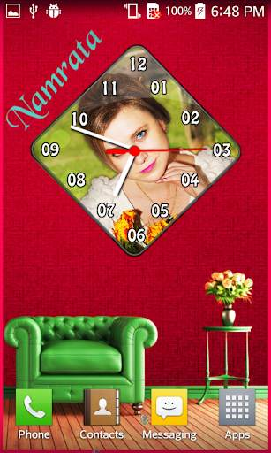 Clock Live Wallpaper - Analog, Digital Clock 2020 screenshot 8