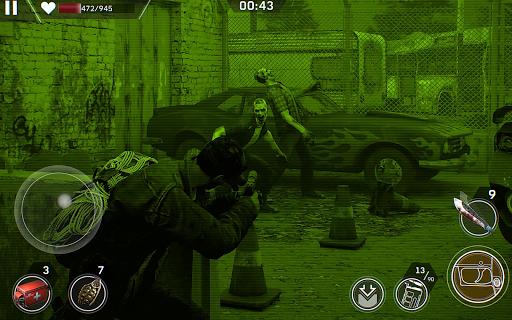 Left to Survive: Dead Zombie Shooter. Apocalypse screenshot 12