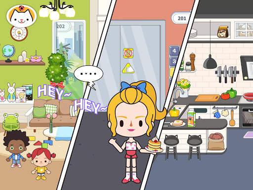 Miga Town: My Apartment screenshot 15