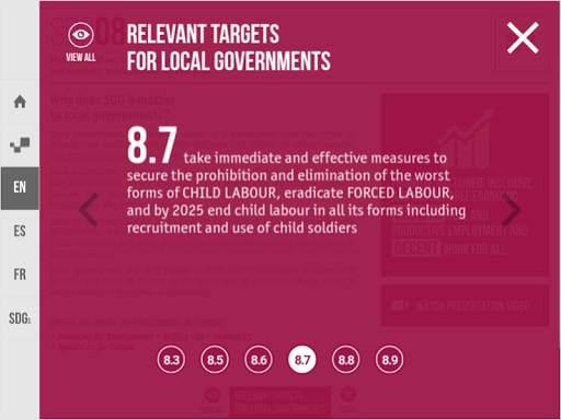 Sustainable Development Goals screenshot 6