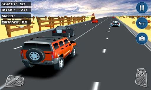 Highway Prado Racer screenshot 1