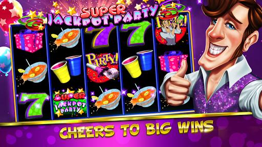 ألعاب الكازينو Jackpot Party: الماكينات المجانية 3 تصوير الشاشة