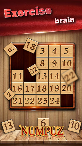 Numpuz: Classic Number Games, Free Riddle Puzzle screenshot 4